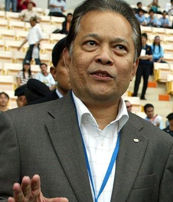 Worawi Makudi, membro do comitê executivo da Fifa (Foto: agência Getty Images)