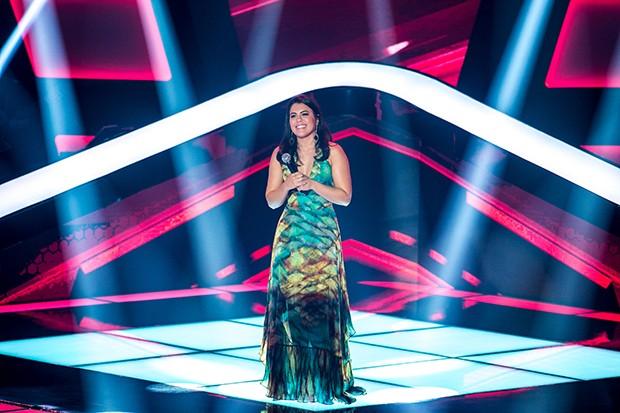 Nanda Garcia 2 - Audição 4 (Foto: Isabella Pinheiro/TV Globo)