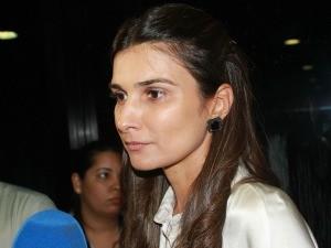 Rebecca Garcia e pediu licensa do cargo de deputada para assumir Segov (Foto: Marcos Dantas/G1 AM)