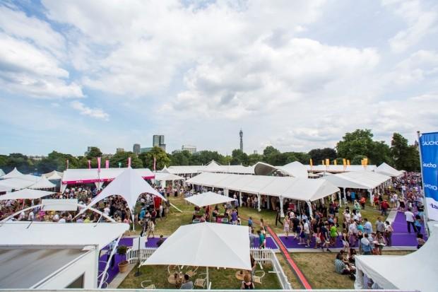 Taste Festival em Londres (Foto: Divulgação)