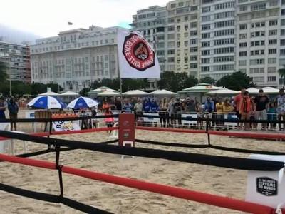 Boxe de Praia Copacabana (Foto: Divulgação)