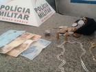 Três homens são presos com droga durante operação em Almenara