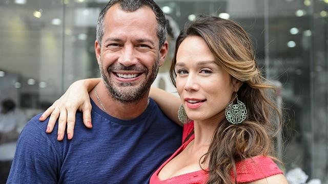 Mariana Ximenes e Malvino Salvador são os protagonistas da nova novela das 7 (Foto: Ramón Vasconcelos)