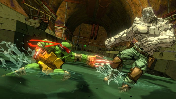 Teenage Mutant Ninja Turtles Mutants in Manhattan agrada os fãs (Foto: Divulgação/Activision)