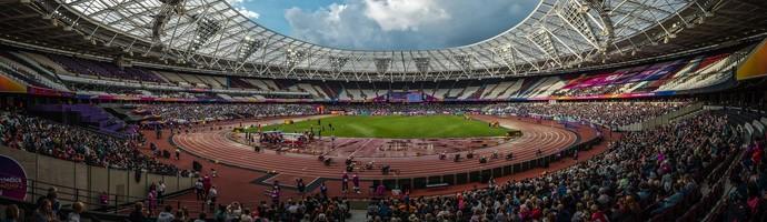 Mundial de Atletismo Paralímpico - Estádio Olímpico de Londres (Foto: Marcio Rodrigues/MPIX/CPB)