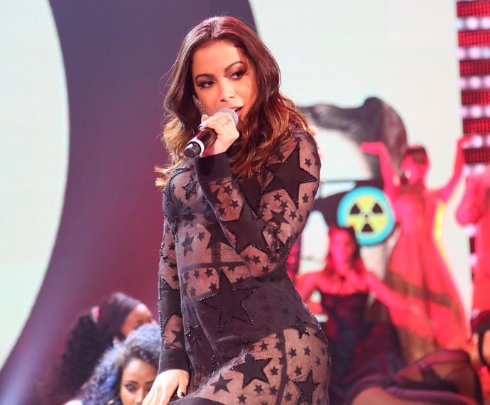 97268b860 Anitta canta Bang, seu mais recente sucesso (Foto: Carol Caminha / Gshow)