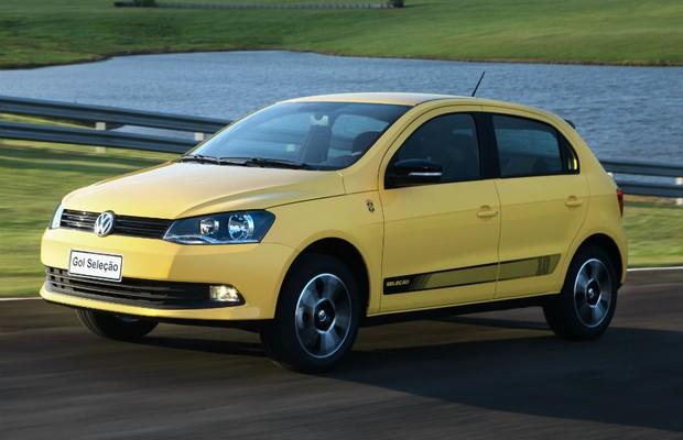 Volkswagen Gol Seleção (Foto: Volkswagen)
