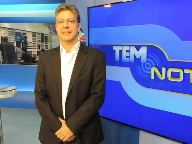 Guiga Peixoto,PSC, é candidato a prefeito de Tatuí (Foto: Caio Gomes Silveira/ G1)