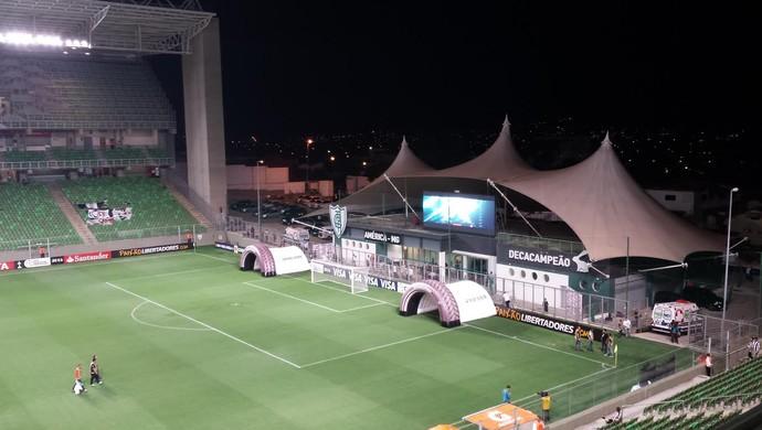 Estádio Independência (Foto: Fernando Martins)