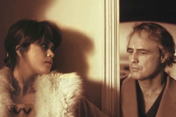 Maria Schneider e Marlon Brando (Foto: Reprodução)