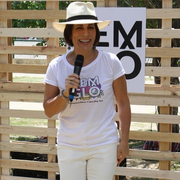 Gloria Pires (Foto: Anderson Borde/AgNews)