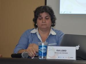Isa Lobo  (Foto: Tássio Andrade/G1)