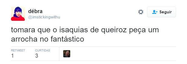 Comentários sobre o gosto de Isaquias Queiroz pelo arrocha (Foto: Reprodução / Internet)