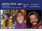 Show com cultura afro-brasileira é realizado na quinta-feira em Paraty, RJ