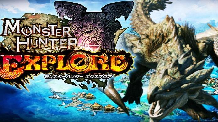 Monster Hunter Explore é um dos melhores jogos da série (Foto: Divulgação/Capcom)