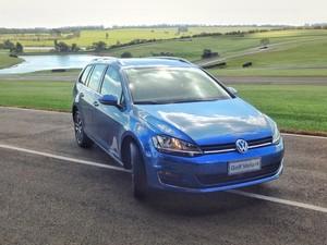 Volkswagen Golf Variant chega ao Brasil (Foto: Rafael Miotto/G1)