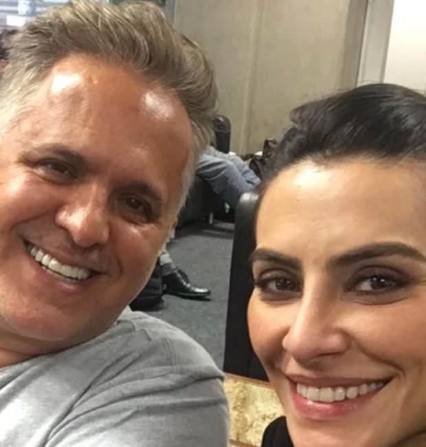 Orlando Morais e Cleo Pires (Foto: Reprodução/Instagram)