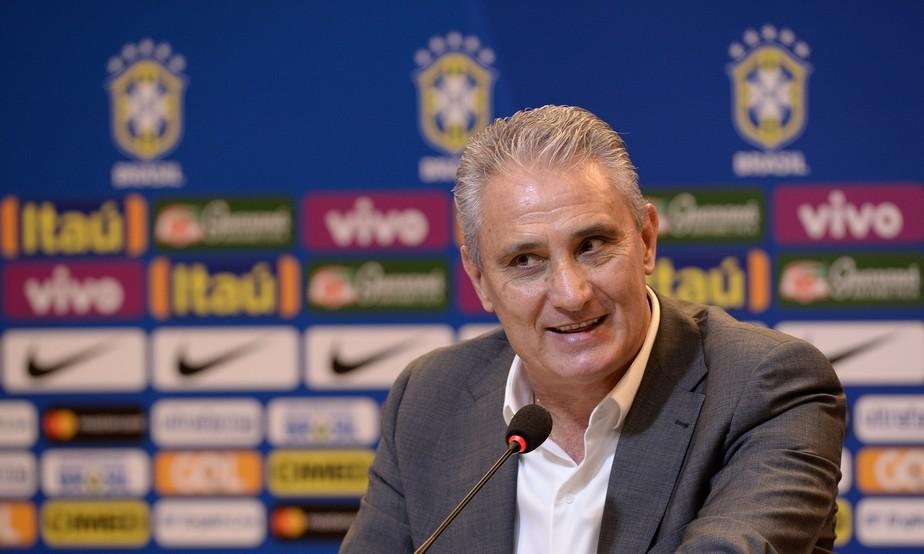 Tite diz que honestidade de Rodrigo Caio pesou: