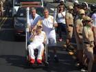 Zagallo recebe alta e deixa hospital após nove dias de internação