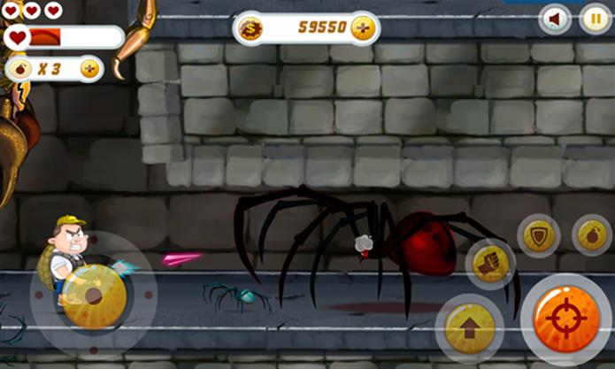 Sok and Saos Adventures é uma aventura desafiadora para Windows Phone (Foto: Divulgação/Windows Phone Store)