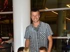 Rodrigo Hilbert leva gêmeos ao espetáculo 'Disney Live', no Rio