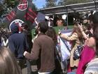 Paraná registra manifestações no Dia da Independência do Brasil