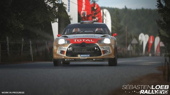 Sébastien Loeb Rally Evo traz modo carreira recheado de desafios (Foto: Divulgação/Milestone)
