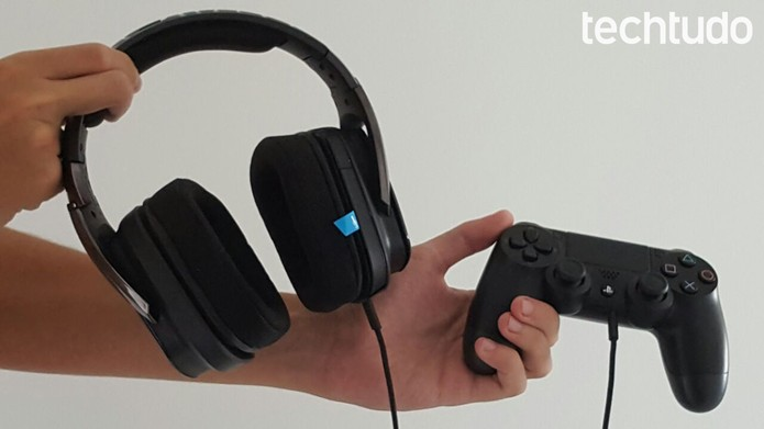 Review Logitech G933 | TechTudo