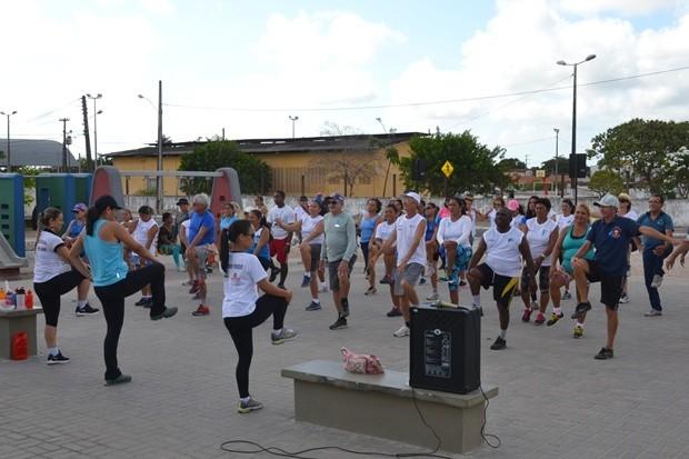 Campanha Novembro Azul foi iniciada nesta quarta-feira (4), em João Pessoa (Foto: Mazinho Gomes/Arquivo pessoal)