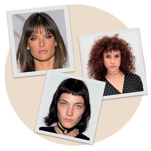 Alessandra Ambrosio, Liene Podina e Camila Ribeiro  (Foto: Getty Images)