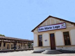 Fundação Cultural de Jacareí (Foto: Divulgação/Prefeitura de Jacareí)
