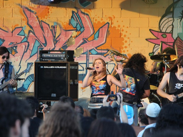 Cinco bandas de rock deram um tom diferente ao carnaval de Votorantim (Foto: Divulgação/Prefeitura de Votorantim)