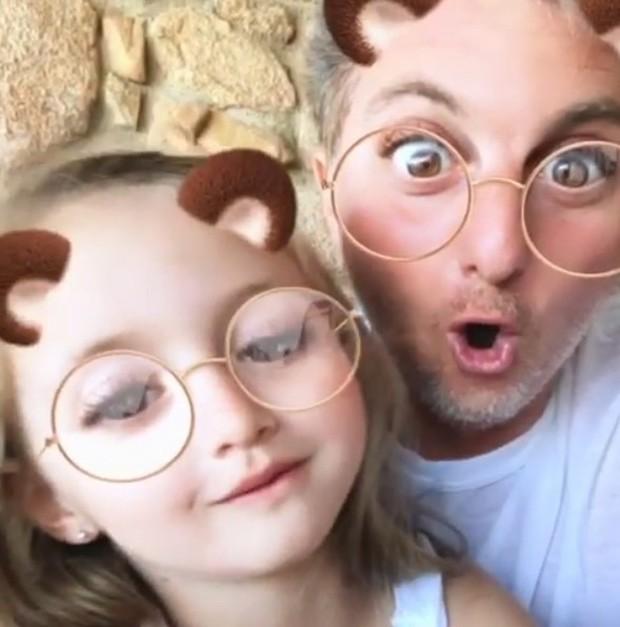 Eva e Luciano Huck (Foto: Reprodução/Instagram)