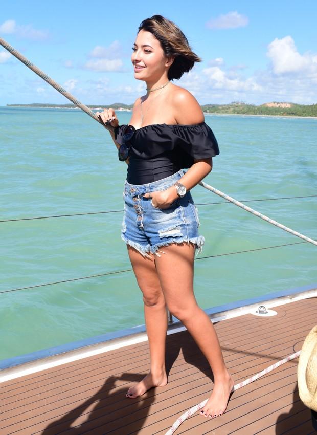 Carolina Oliveira (Foto: AgNews)