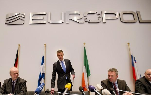Rob Wainwright diretor da europol (Foto: Agência AFP)