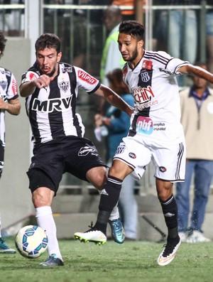 Leandro Donizete; Atlético-MG (Foto: Bruno Cantini/CAM)