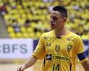 Sem Falcão, seleção brasileira é convocada para torneio no Vietnã