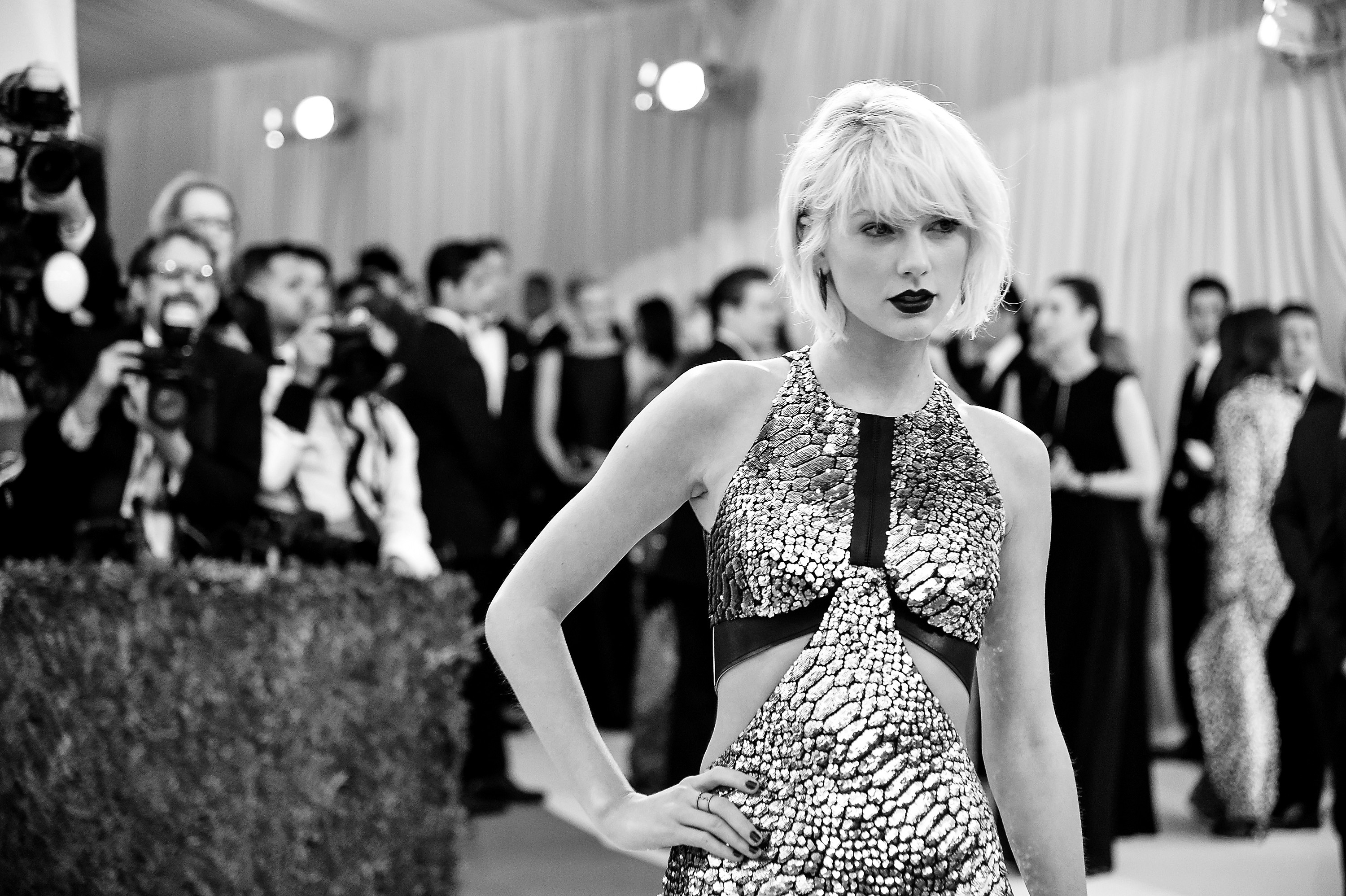 A cantora Taylor Swift (Foto: Getty)