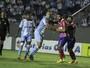 Bahia perde para o Londrina, e Hernane reclama de gol irregular