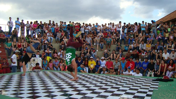 Festa do Trabalhador Guarapuava (Foto: Divulgação/RPC TV)