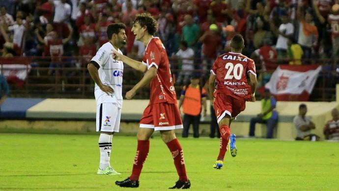 CRB x ASA (Foto: Ailton Cruz/ Gazeta de Alagoas)