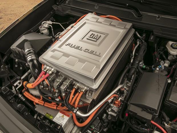 Chevrolet Colorado ZH2 (Foto: Divulgação)