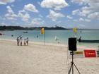 Inema aponta 13 praias impróprias ao banho em Salvador e Lauro de Freitas