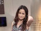 Nanda Costa reclama de exagero em edição de fotos: 'Mudaram meu sorriso'