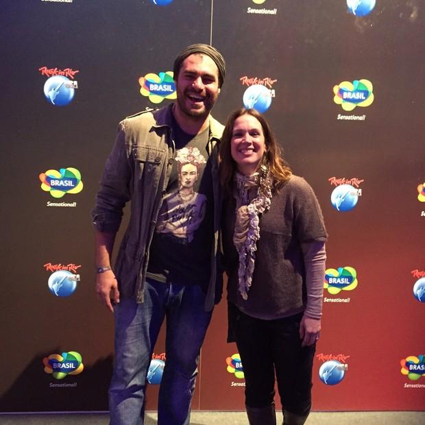 Thiago Lacerda e Vanessa Lóes (Foto: Divulgação)
