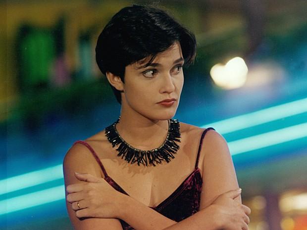 Daniela Pessoa como Magali da terceira temporada de Malhação (Foto: Cedoc / TV Globo)