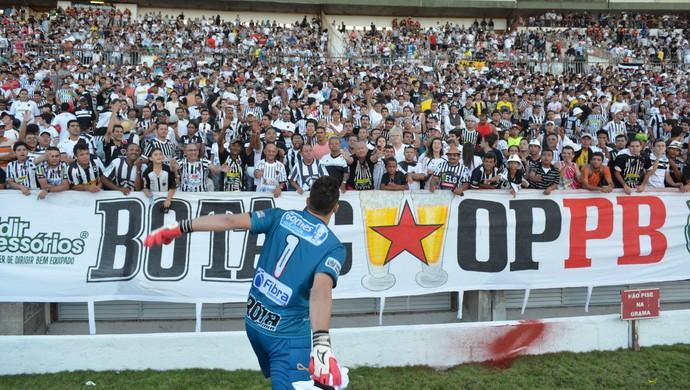 remerson, Botafogo-PB, juventude, Série D, Paraíba, João Pessoa (Foto: Larissa Keren / Globoesporte.com/pb)