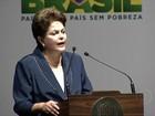 Dilma se reúne com governadores do Sudeste para combater miséria