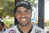Zagueiro Andreson (Foto: Hélder Rafael)