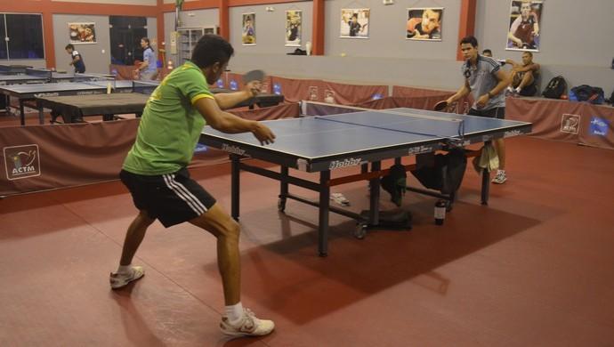 Clubes de tênis de mesa do AP, estão com dificuldades em achar patrocínios (Foto: Divulgação/ACTM)